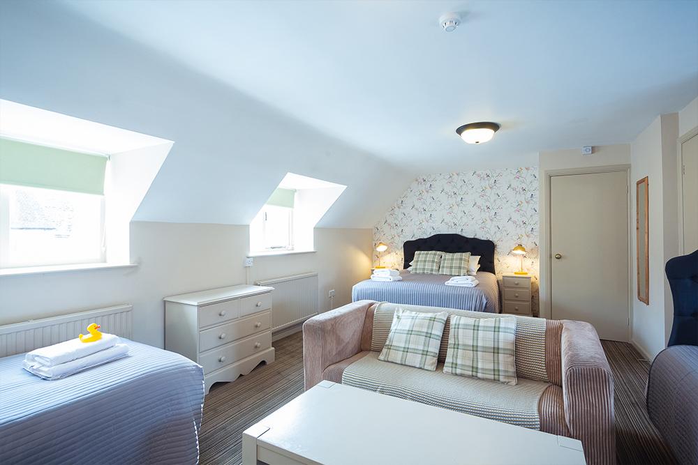 Family Room - Chester House Hotel